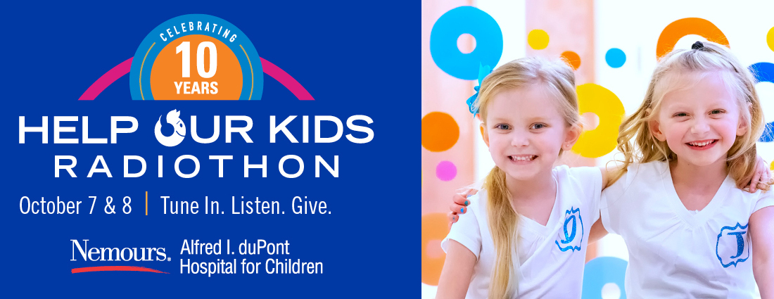 2020 Help Our Kids Radiothon
